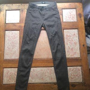 Nico Midrise Super Skinny Hudson Jeans
